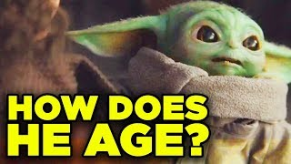 How Does Baby Yoda AGE, Exactly? | Big Question