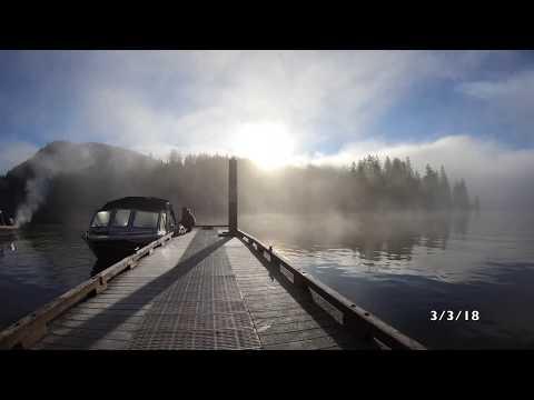 Lake Merwin Kokanee Salmon Fishing