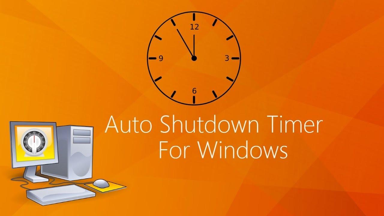 LPT: Set a shutdown timer in windows with no external software ...