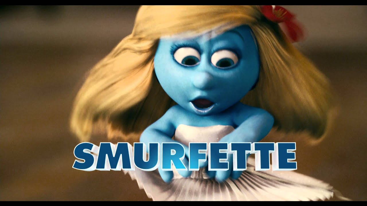 "Katy Perry ""The Smurfs - Meet Smurfette [Trailer]"" - YouTube"