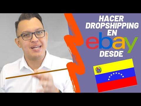 Como Hacer Dropshipping en Ebay desde Venezuela - Consideraciones