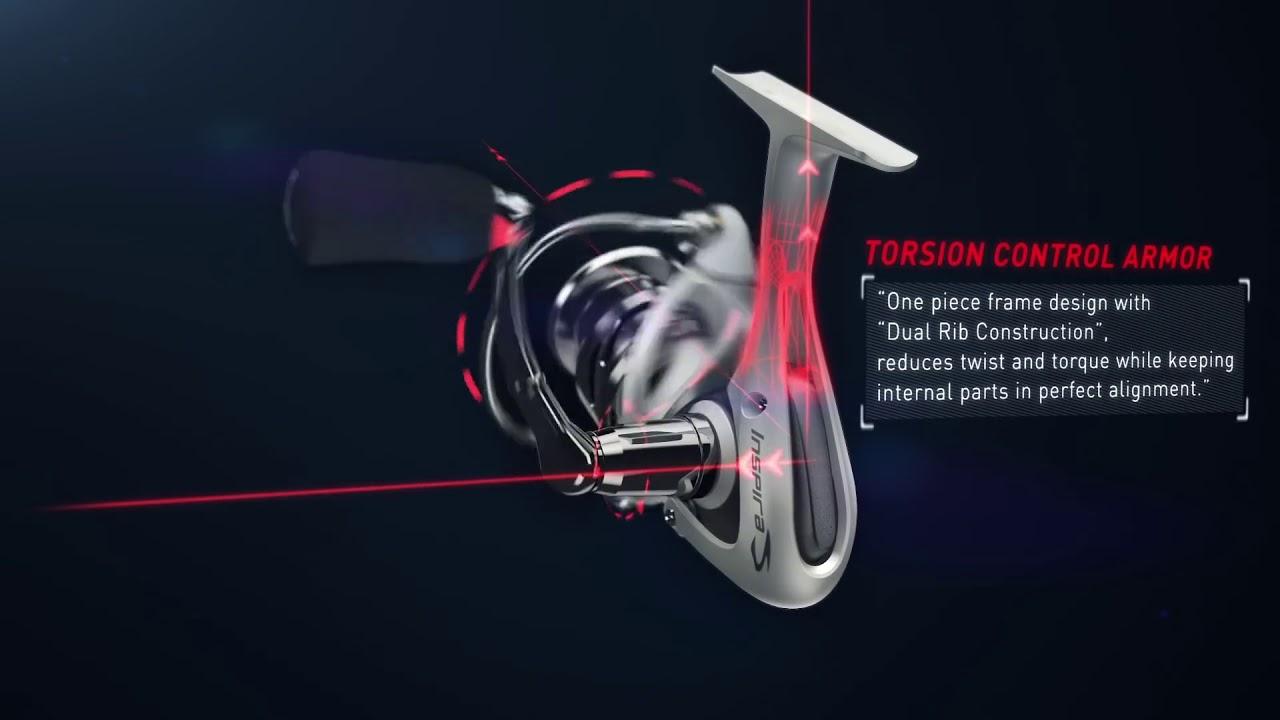 Tech] Cyclonic Flow Rotor (CFR) - FAQs | OKUMA FISHING