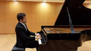 Mozart - Piano Sonata no.13 in Bb Major K333, III: Allegretto grazioso | Or Yissachar