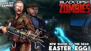 Blood of the Dead NEW Stuhlinger Easter Egg - Full Tranzit Crew Quotes   Black Ops 4 Zombies