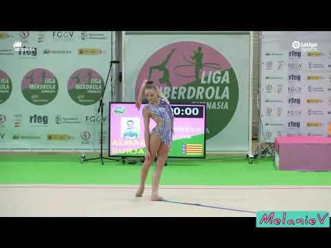 EKATERINA VEDENEEVA - CINTA ( CLUB ALMARA BURJASSOT ) ( FINAL LIGA IBERDROLA 2019 )