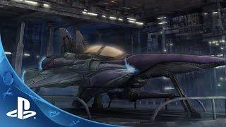 Söldner-X 2: Final Prototype -- Teaser Trailer | PS Vita