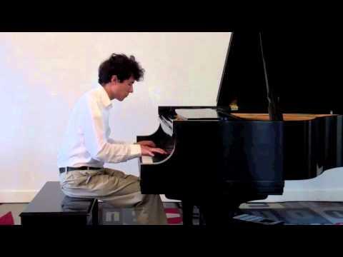 Ben Nacar plays Tchaikovskys 1812 Overture arr Nacar