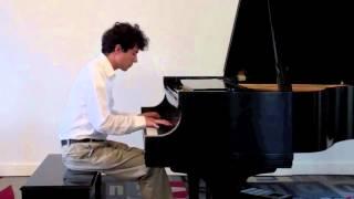 Ben Nacar plays Tchaikovsky's 1812 Overture (arr. Nacar)