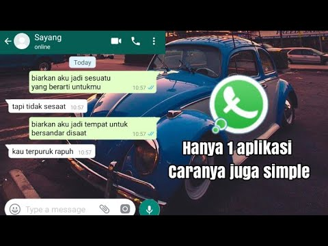 Cara Membuat Chat Palsu Di Aplikasi Fake Chat