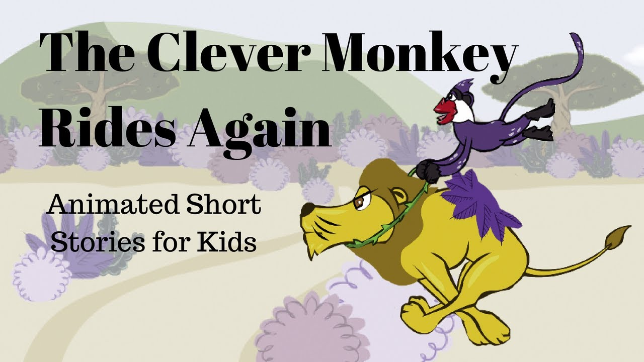 The Clever Monkey - Bedtimeshortstories