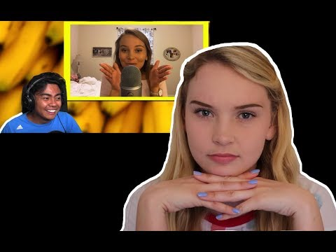 Reacting To People Reacting To My ASMR Videos