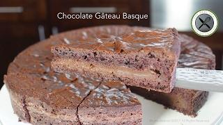 Chocolate Gâteau Basque Recipe – Bruno Albouze – THE REAL DEAL