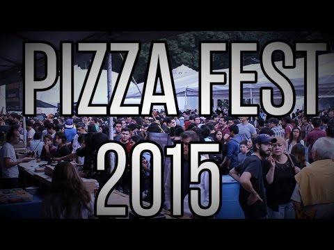 PIZZA FEST 2015