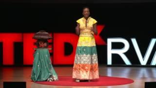 "My Journey from Pretend to ""Making Believe"" | Jessica Smith | TEDxRVA"