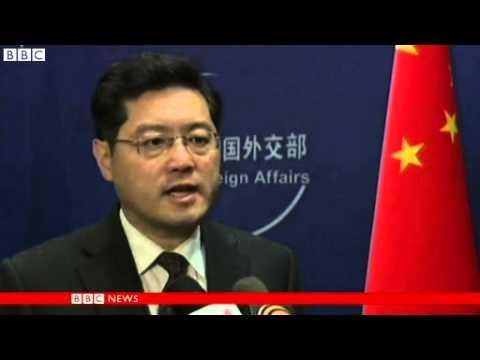 BBC News   China condemns Japan PM Shinzo Abe ; s Yasukuni shrine visit