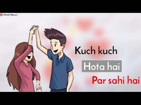 Kuch Kuch Hota Hai WhatsApp Status Video | Tony Kakkar | Neha Kakkar New Song | Best WhatsAppStatus
