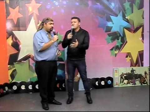 Só No Vinil Na TV  08  05   Apresentação Hugo Tupã O Cigano