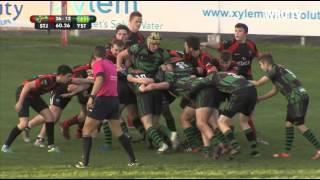 WRU Youth rugby: StJosephs v Ystalyfera   WRU TV
