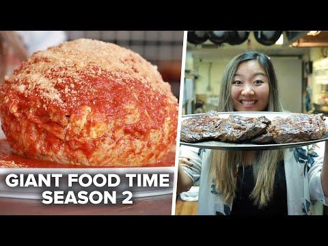 Giant Food Time Marathon: Season 2