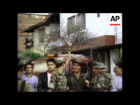 COLOMBIA: FORMER SENATOR EDUARDO MESTRE ARRESTED