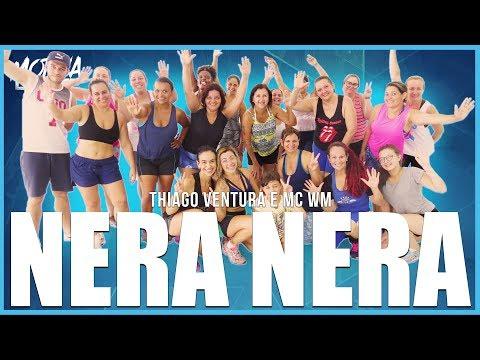 Nera Nera - Thiago Ventura e MC WM  Motiva Dance Coreografia
