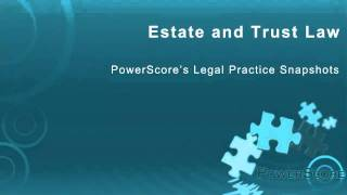 Estate and Trust Law