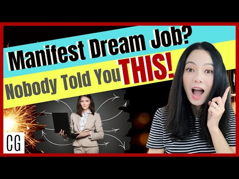 How To Manifest A Dream JobThis Secret Formula Landed me Six Figure Jobs 3 times!