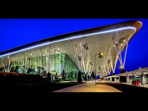 Bangalore International Airport Inside Look