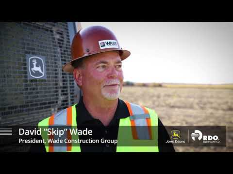 RDO Equipment Co. Solutions For Wade Construction Group