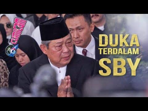 Duka Terdalam SBY Mengantar Ani Yudhoyono ke Peristirahatan Terakhir - Cumicam 03 Juni 2019