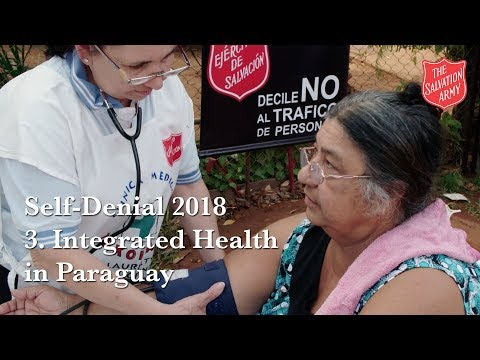 Self-Denial Part 3 | Integrated health in Paraguay