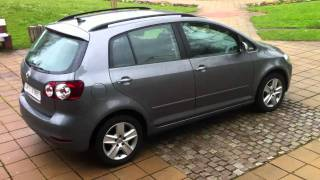 11076 VW GOLF PLUS 1,6 TDI 105 CH CONFORTLINE UNITED.MOV