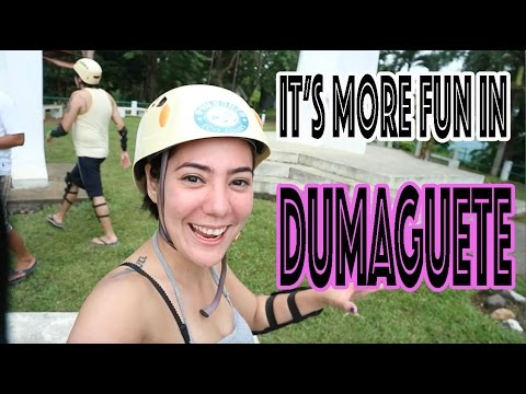 TRAVEL VLOG Part 2: WHAT TO SEE IN DUMAGUETE! | oeuvretrends