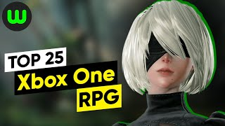Top 25 Xbox One RPGs of All Time