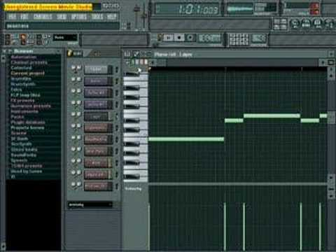 How to Create Music in Minutes #2 (Fruity Loops Studio)