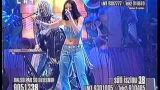 Pamatinstinkts - Tikai Tev un man (LNT Ugunīgais Šovs 2002)