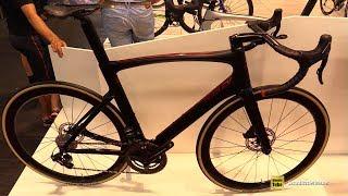2018 Ridley Noah SL Disc Aero+ Road Bike - Walkaround - 2017 Eurobike