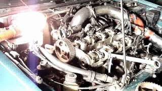 Timing Belt - VCT Delete - Oil Pump Front Seal Replacement Ford Zetec Engine.