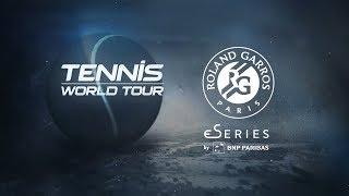 Tennis World Tour - Roland Garros eSeries Trailer