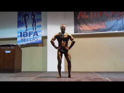 Γιάννης Γιαννακόπουλος (Giannis Giannakopoulos) - IBFA Hellas 2017