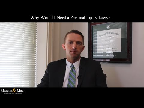 why-would-i-need-a-personal-injury-lawyer