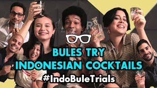 Download lagu #IndoBuleTrials: Bules Try Indonesian Cocktails