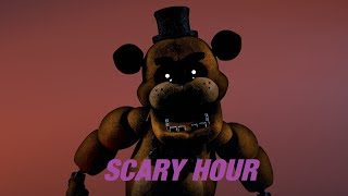 A legacy Scary hour-Omar Valera SFM