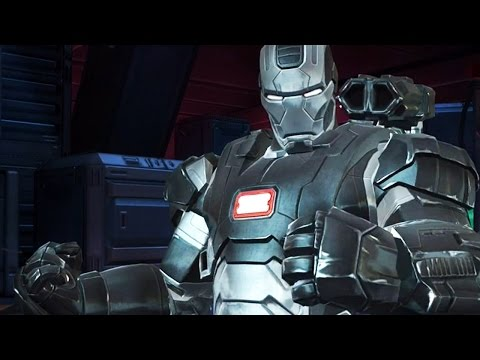 Marvel: Contest of Champions - WAR MACHINE Review & Event