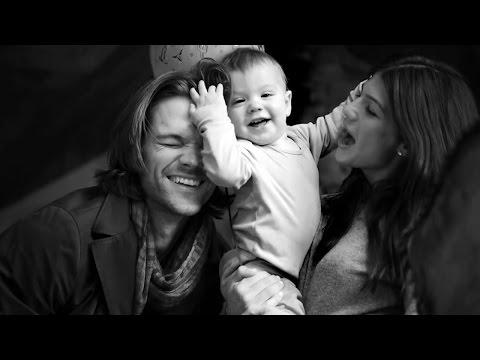 Джаред Падалеки о семье в социальной рекламе (русская озвучка)