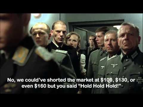 Hitler Reacts to Bitcoin Prices