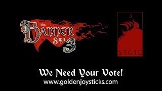 Banner Saga 3 & Stoic Nominated for Golden Joysticks!