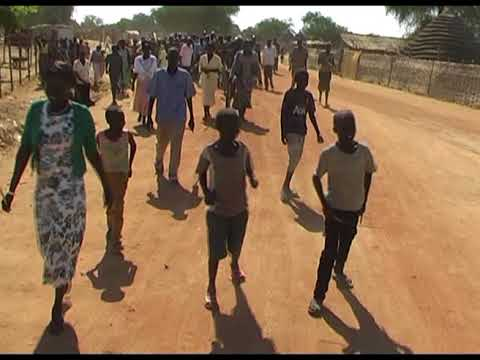 Aliai Arop Lukuk & Bol Kuol Bol Tradition Wedding in Abyei. Jan 26, 2017 Part 1
