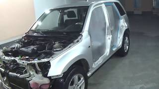 Suzuki ржавь металла. Осмотр и разборка