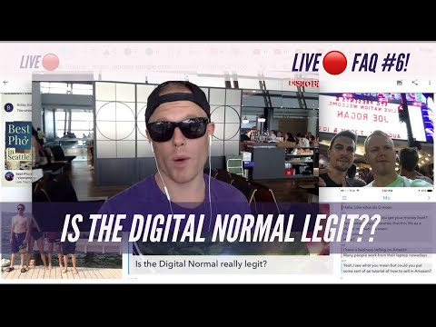 Layover Podcast LIVE✈️ Your Top Digital Nomad Questions!👨‍💻Is the Travel Lifestyle LEGIT or a Scam